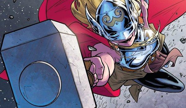 Mighty Thor Marvel Comics