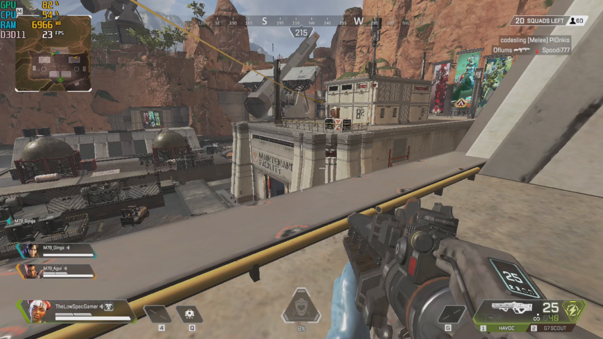 How to Play Apex Legends on Integrated Graphics - Tom's