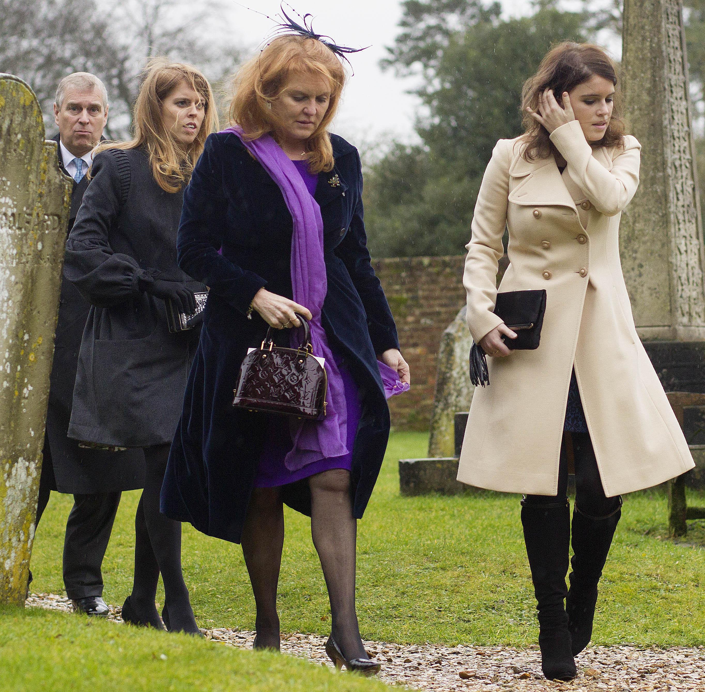 Princess Eugenie and Princess Beatrice net worth