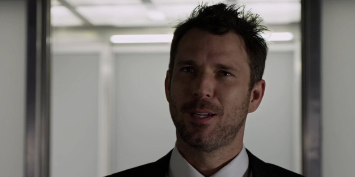 """Wil Traval as Christopher """"Human Target"""" Chance on Arrow"""