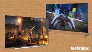 Juegos de PS5