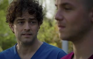 Will Holby's Dom and Lofty make it down the aisle?