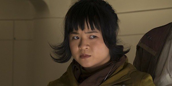 Rose Kelly Marie Tran Star Wars: The Last Jedi
