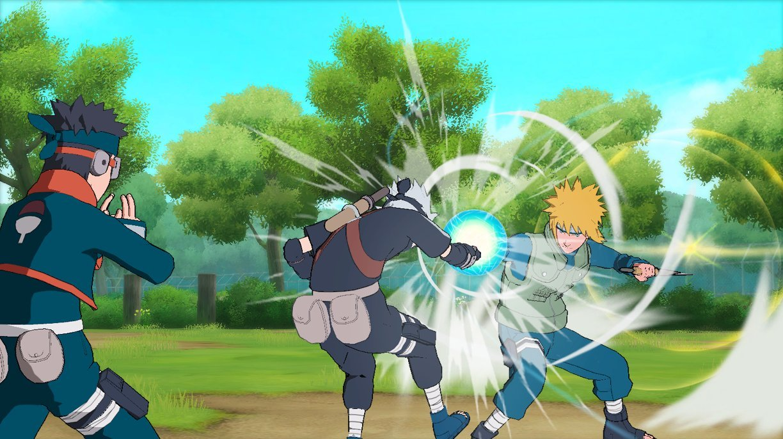 Naruto Shippuden: Ultimate Ninja Storm Generations Combat Screenshots #18950