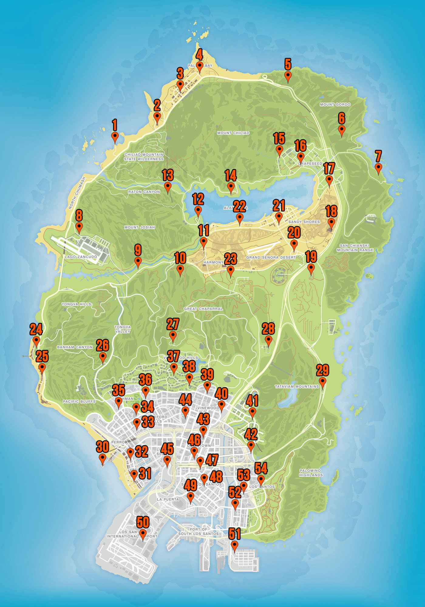 GTA Online Playing Cards locations – where to find all 54 of
