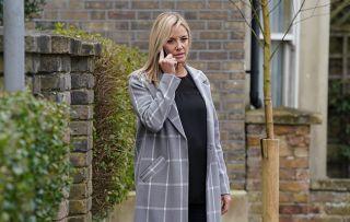 EastEnders Spoilers: Mel Owen is terrified that Aidan Maguire has taken her son Hunter!