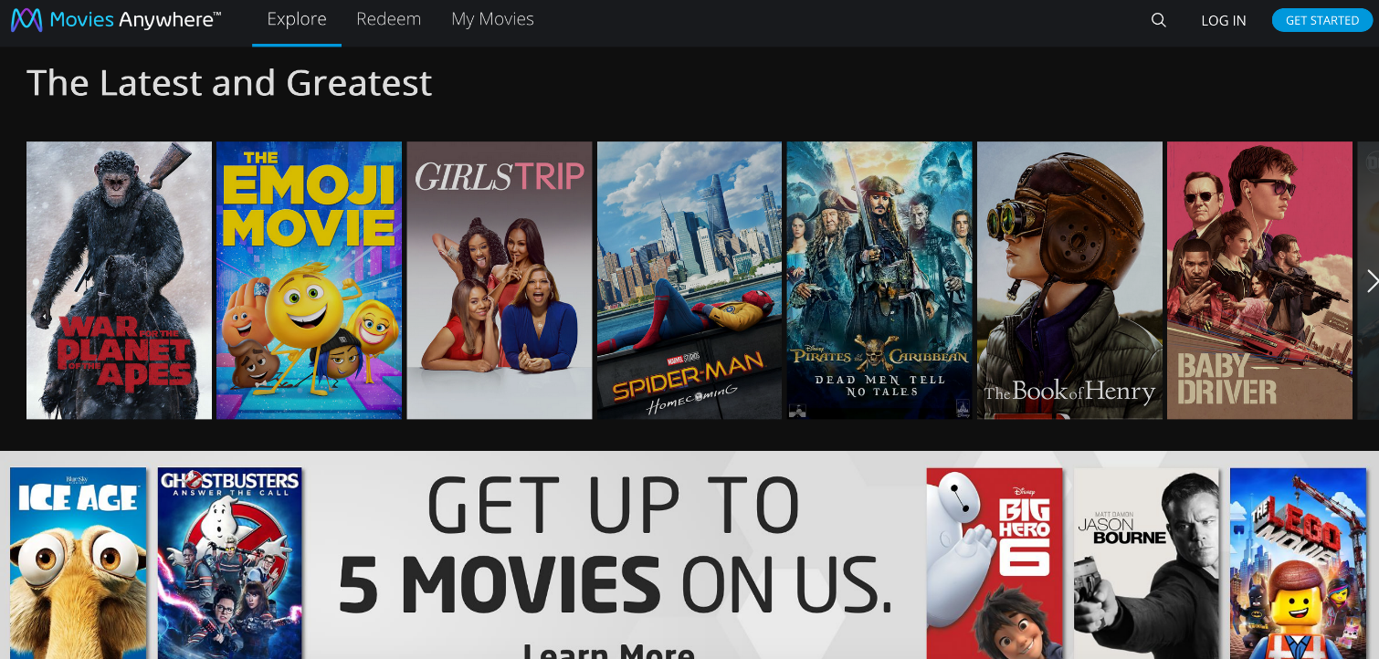 Movies Anywhere: What It Is and How It Works | Tom's Guide
