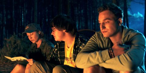 Nobody is sleeping in 'Nobody Sleeps In The Woods Tonight.'