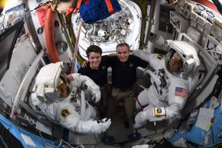 All-Female Spacewalk Was Cancelled on 'My Recommendation,' Astronaut Anne McClain Says