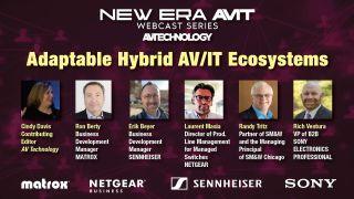 AV/IT Webcast June 9