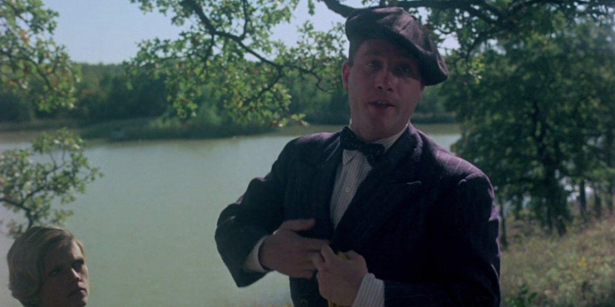 Richard Dreyfuss in Dillinger
