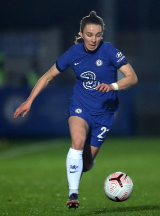 Chelsea Women v Benfica Women – Women's UEFA Champions League – Round of 32 – Second Leg – Kingsmeadow