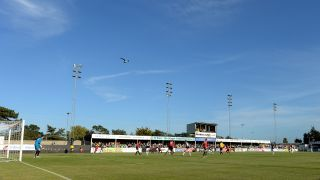 Soccer – Europa League First Qualifying Round – Second Leg – Bala Town v FC Differdange 03 – Belle Vue Stadium
