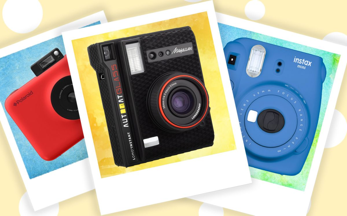 12 Instant Cameras Tested and Ranked from Best to Worst