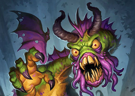 Predicting the power of every legendary in Hearthstone's The