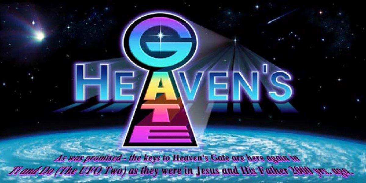 The Heaven's Gate Website