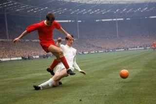 Soccer – FA Cup Final – Leeds United v Liverpool – Wembley Stadium