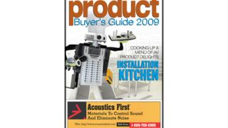Product Buyers Guide 2009