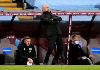 Aston Villa v Burnley – Premier League – Villa Park