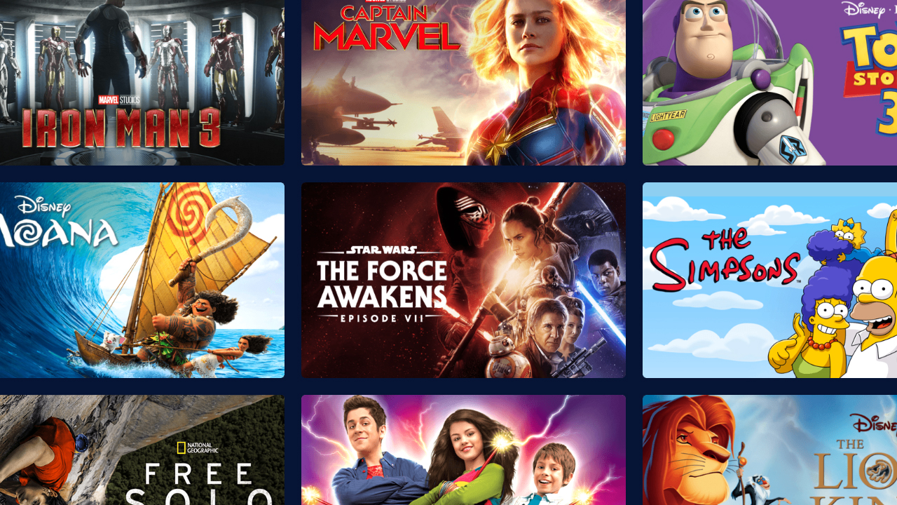 Free Full Cartoon Movies disney plus free trial - how and where to get one and what's