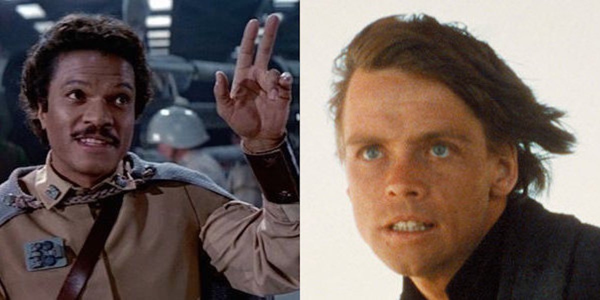 That Time Star Wars' Mark Hamill Was Pranked By Billy Dee Williams During Royal Family Encounter