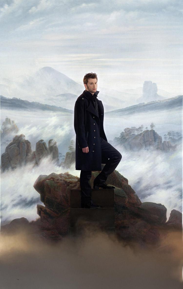 David Tennant returns as Hamlet after back op