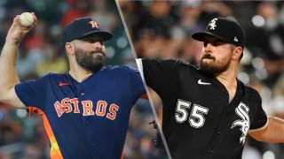 Jose Urquidy and Carlos Rodón will take the mound in the Astros vs White Sox live stream
