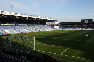 Portsmouth v King's Lynn Town – FA Cup – Second Round – Fratton Park