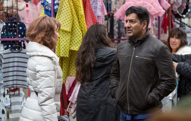 EastEnders Masood Ahmed
