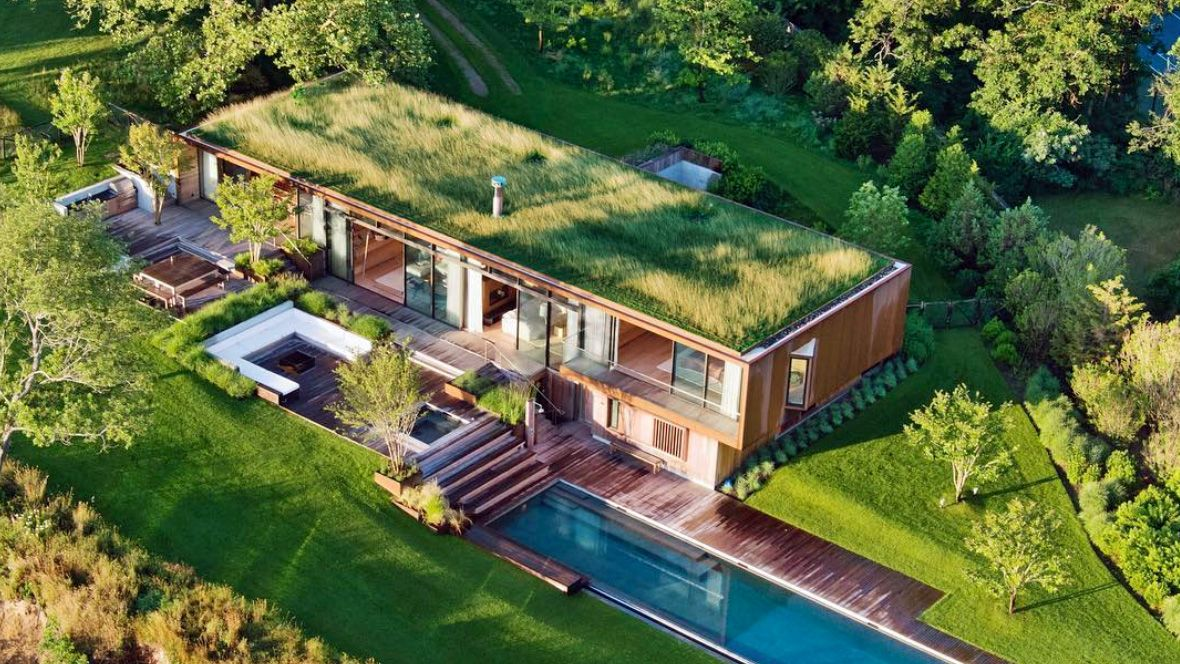 The World S Most Beautiful Eco Houses From Forest Dwellings To City Homes Homes Gardens