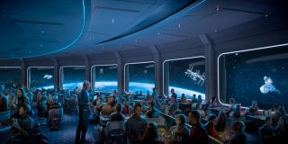 Space 220 restaurant concept art