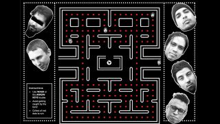 Deftones x Pac-Man