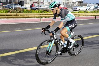 Emanuel Buchmann won race 2 at the 2020 Mallorca Challenge