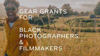 Peak Design, Sony & BorrowLenses are offering grants for black photographers