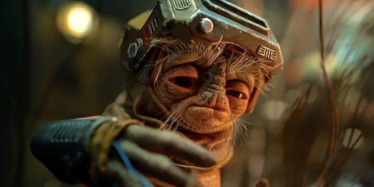 Babu Frik in Star Wars: Rise of Skywalker
