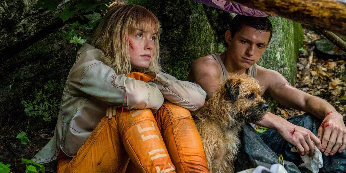 Tom Holland's Chaos Walking: 5 Questions We Have After The New Trailer