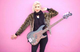 P!nk Bassist Eva Gardner