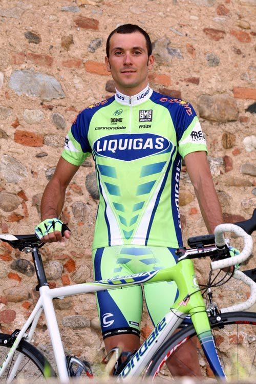 Ivan Basso Liquigas