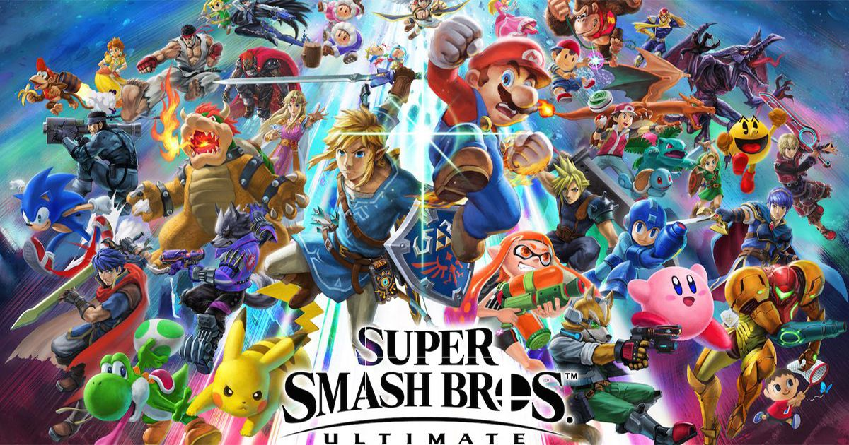 Super Smash Bros Ultimate release date, trailer and news