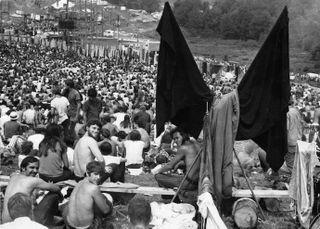 People at Woodstock