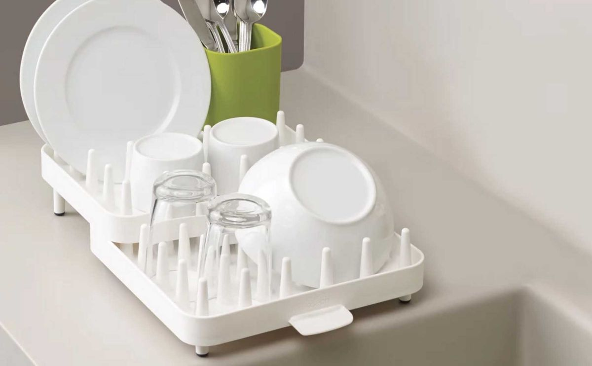 Best dish drainers: 5 drying racks for washing up time