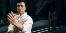 Donnie Yen Takes A Break From Filming John Wick 4 To Taste Test Ip Man And John Wick Burgers
