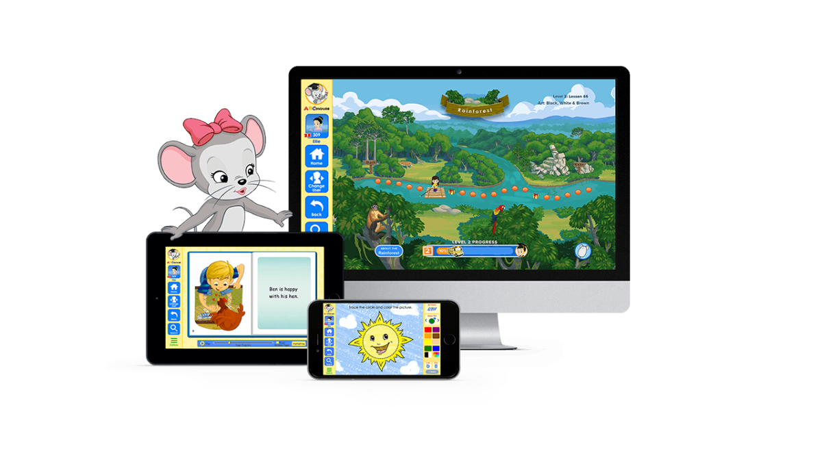 Homeschooling made easy with free online classes from ABCmouse for the next month