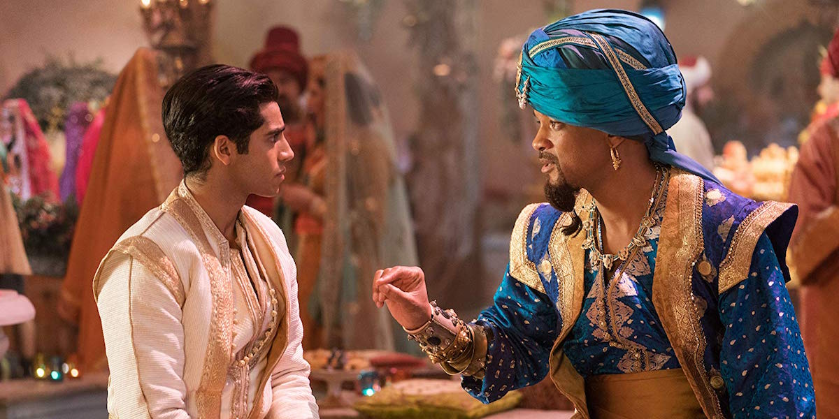 Sounds Like Aladdin Might Get A Sequel From Disney