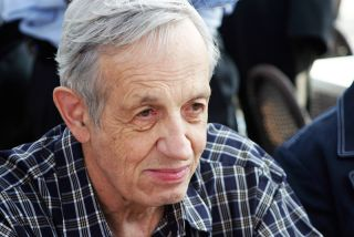 John Nash, in a 2005 photo.