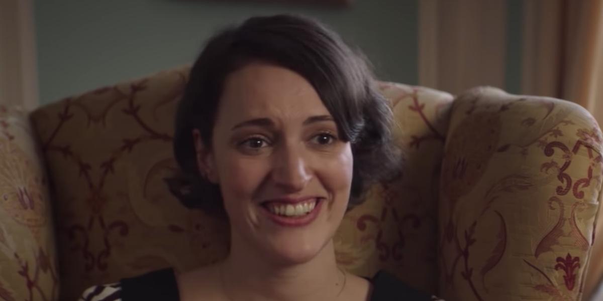 fleabag smiling season 2