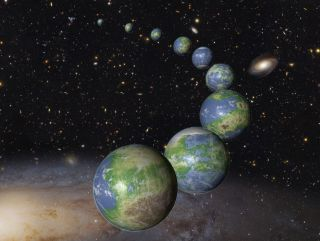 life in space ile ilgili görsel sonucu