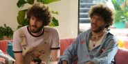 Dave Star Benny Blanco Got A NSFW Gift After Mentioning A Sex Toy On Lil Dicky's Show