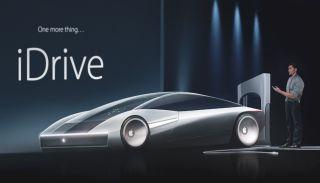 Apple Car Vanarama concept