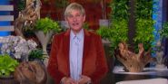 After Long Year, Ellen DeGeneres Reveals How She Found Out She Was Covid Positive